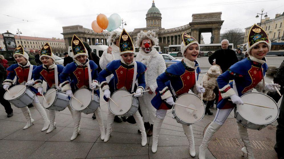 Foto: En el resto del mundo el día del trabajo es el 1 de abril, en España se celebra el 9 del mismo mes
