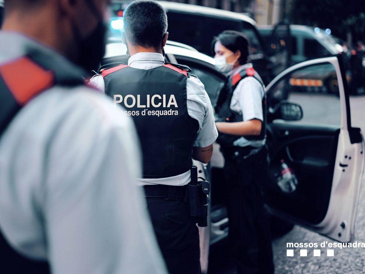 Foto: Foto: Mossos d'Esquadra.