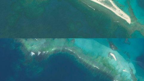 Hawaii tiene ahora una isla menos: así la hizo desaparecer el huracán hace dos semanas
