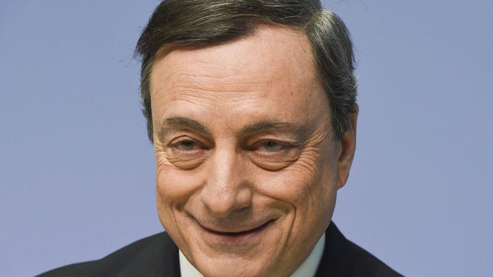 El chute de Draghi engorda el valor bursátil de la banca en 14.700 millones