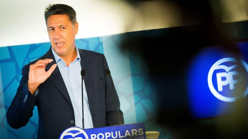 Foto: El líder del PP catalán, Xavier García Albiol. (EFE)