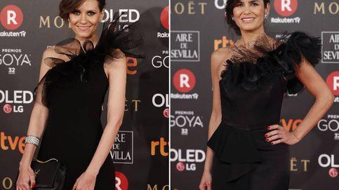 Elena Sánchez y Elena Ballesteros, mismo nombre y ¿mismo vestido?