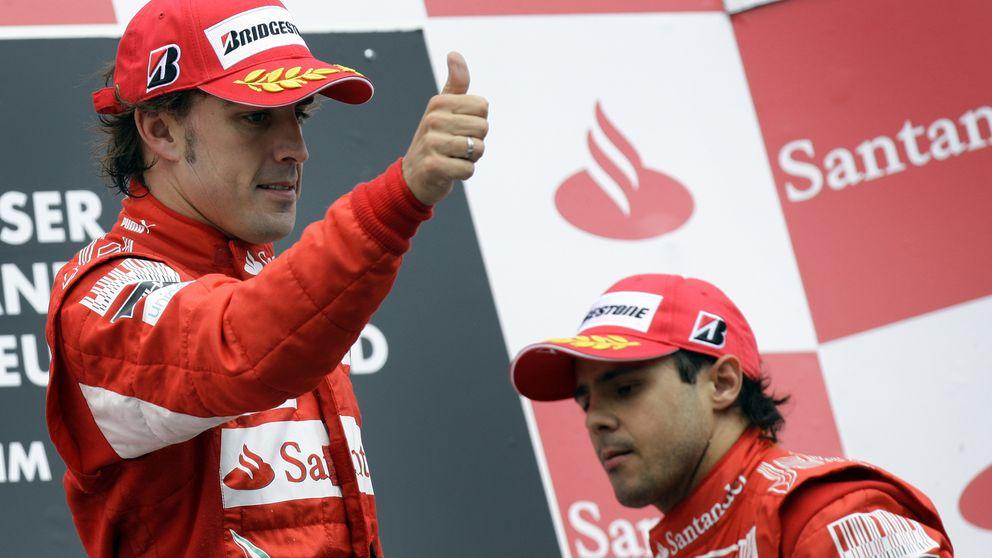 La victoria de Fernando Alonso que le costó 100.000 dólares a Ferrari