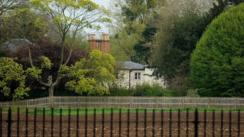 Vista general de Frogmore Cottage. (Getty)
