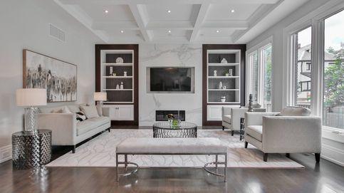 Las cinco reglas de oro para acertar con la decoración de tu salón