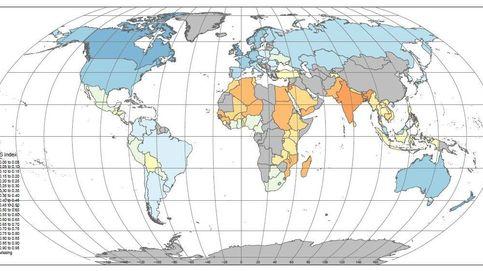 Primer mapa de la sostenibilidad de los sistemas alimentarios en el mundo