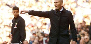 Post de La pirueta de Zidane que está en boca de toda la directiva del Real Madrid