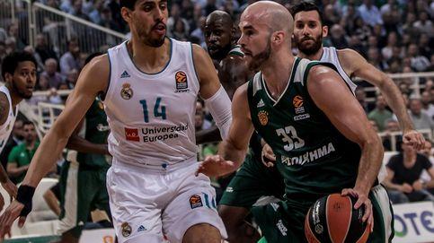 Panathinaikos vs Real Madrid en directo: Reyes lidera la reacción en Atenas