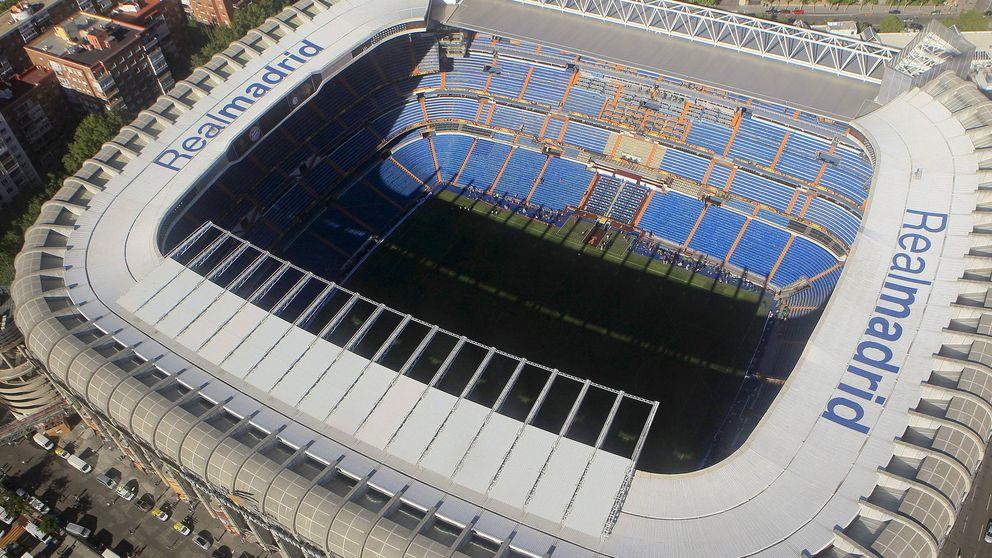 Real Madrid y Cepsa aceleran para el definitivo bautizo del Santiago Bernabéu