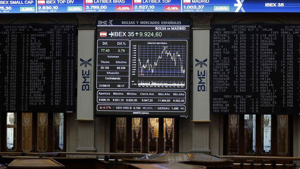 El Ibex se lleva un batacazo del 3% en plena incertidumbre política
