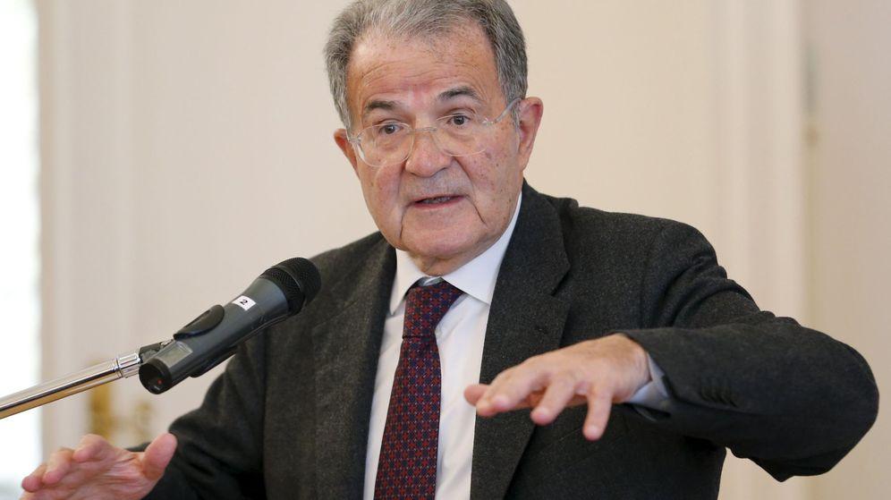 Foto: El ex primer ministro italiano Romano Prodi, en 2016. (Reuters)