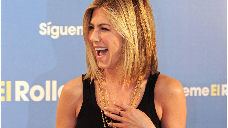 Jen y sus cortes de pelo. (Getty)