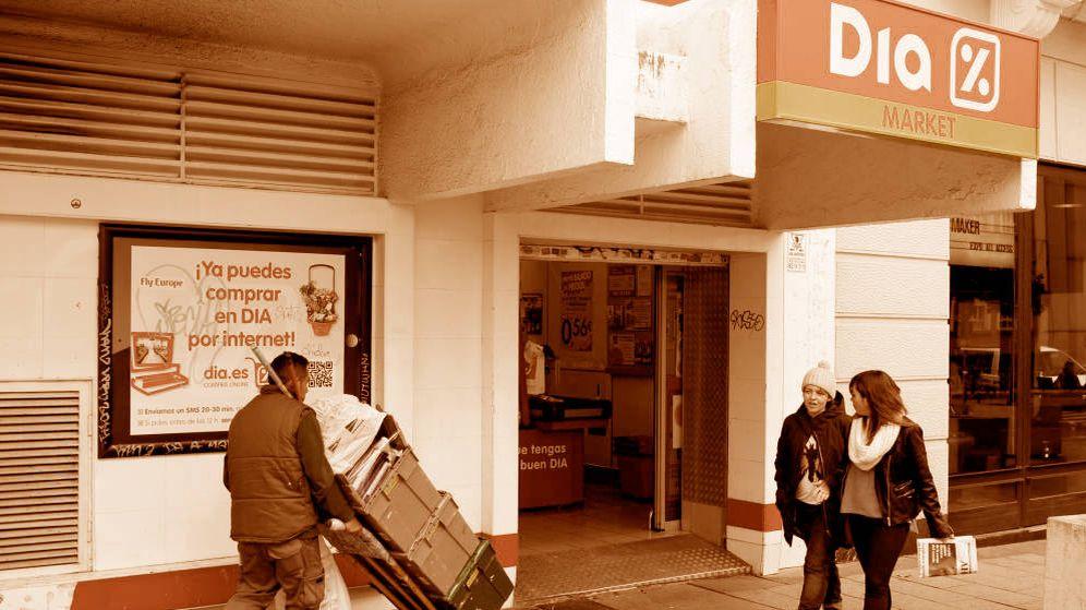 Foto: Supermercado DIA. (Reuters)