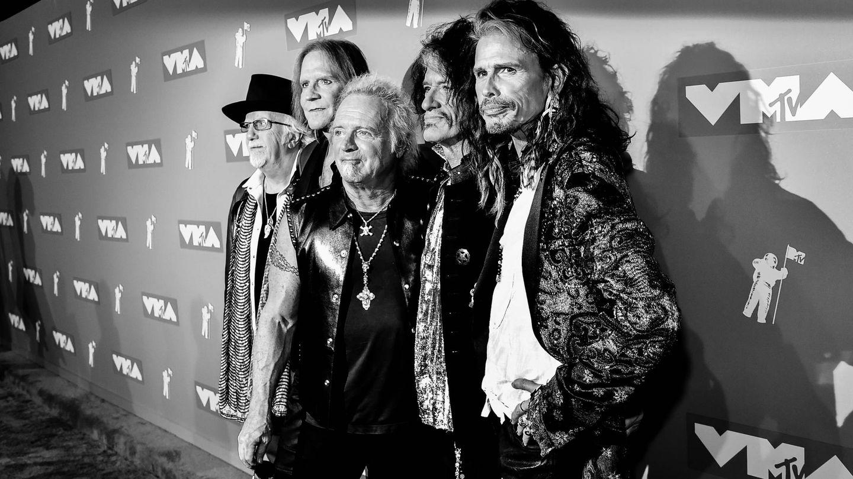 Aerosmith MTV Adwards (Getty)