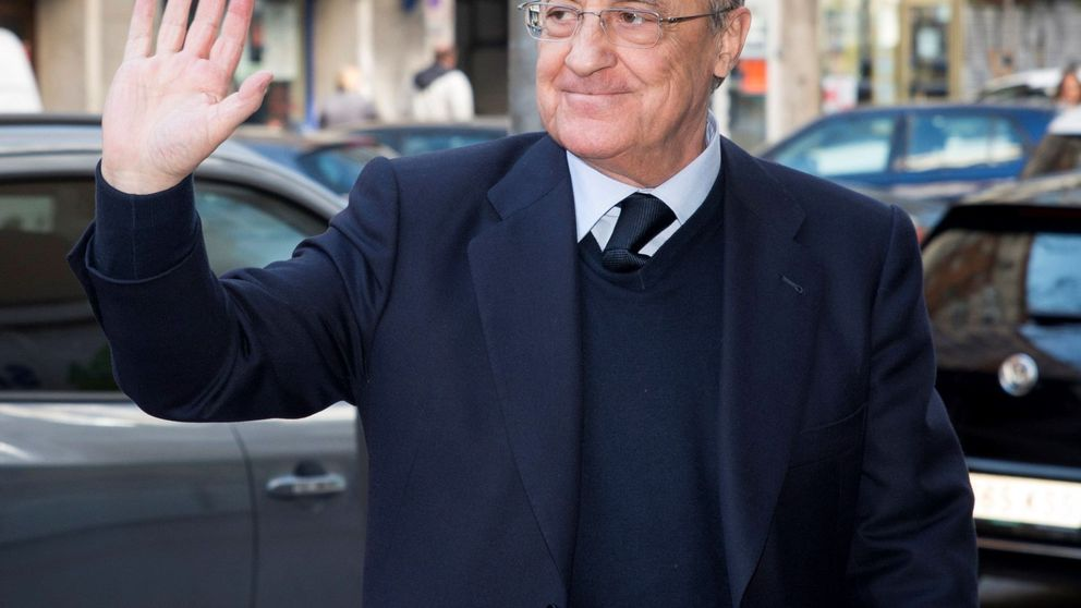 El círculo que empieza a moverse para derrocar a Florentino Pérez del Real Madrid