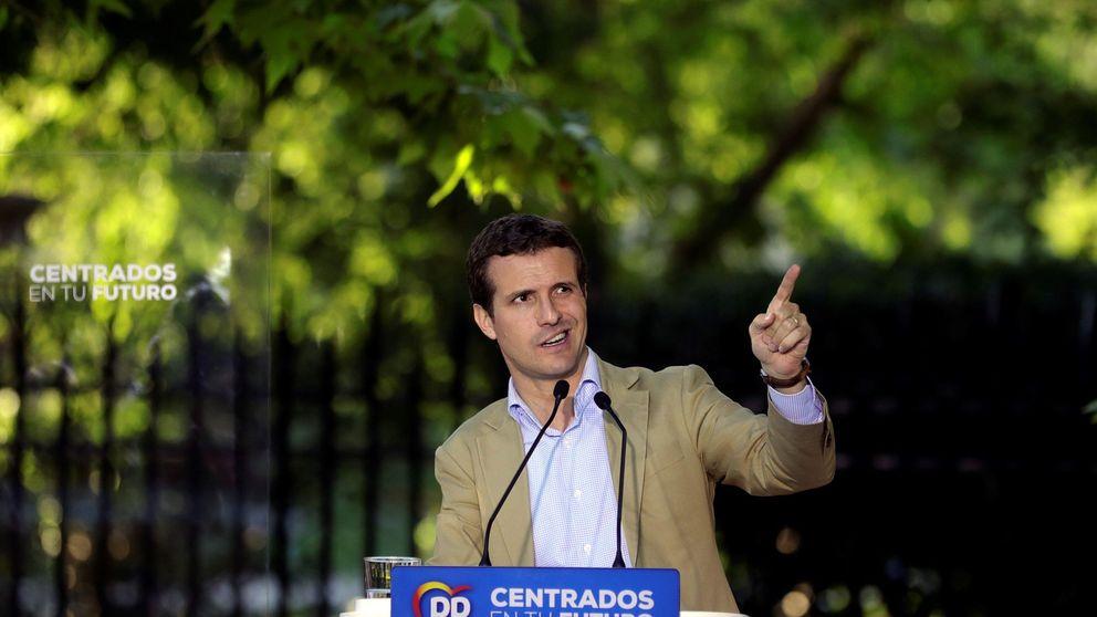 Casado anuncia que el PP propondrá a Ana Pastor para presidir el Congreso