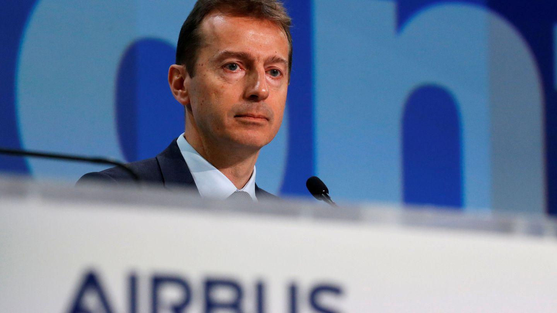 Guillaume Faury, CEO de Airbus (Reuters)