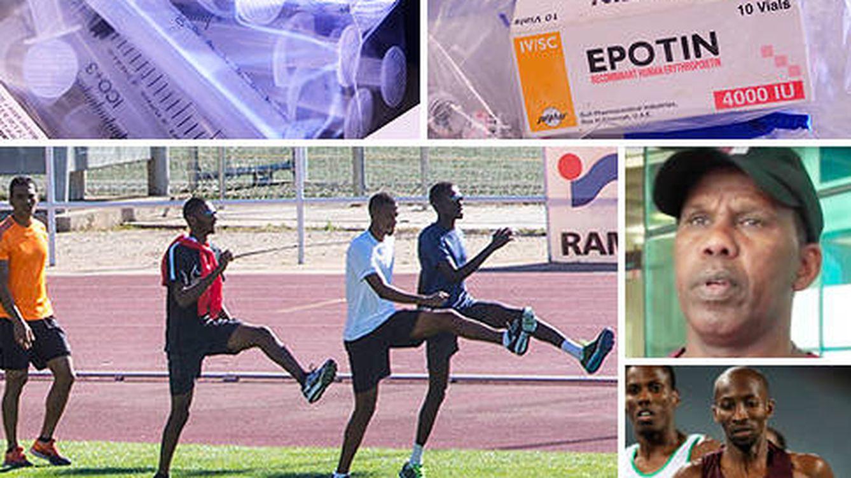 El entrenador olímpico de atletismo Jama Aden, al banquillo por el dopaje de Sabadell