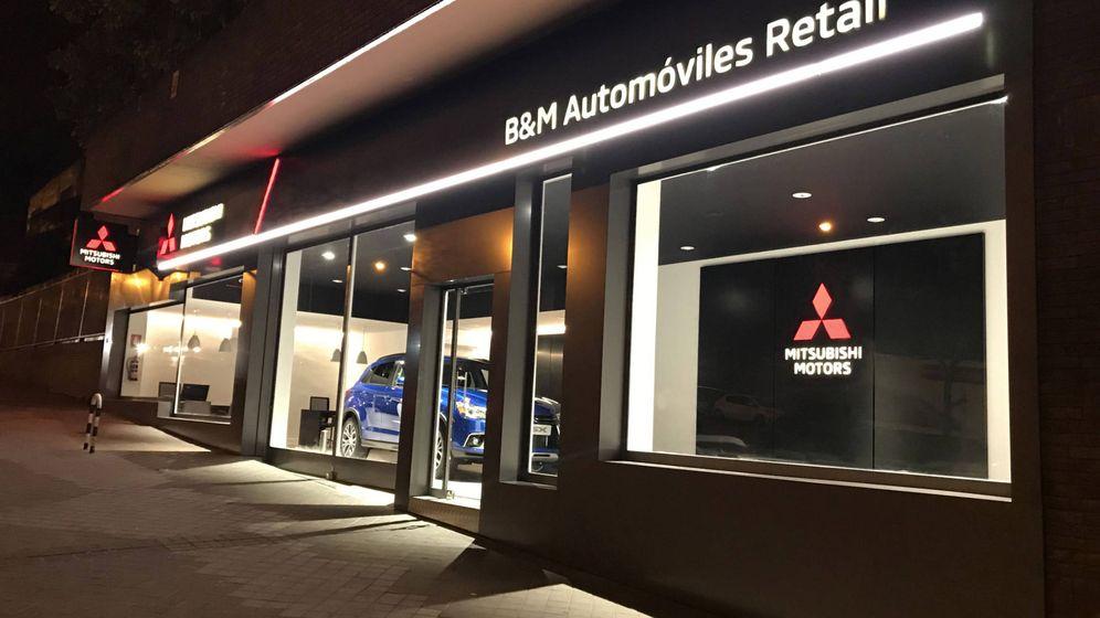 Foto: La red de concesionarios de Mitsubishi tiene la 'culpa' del éxito de la marca en el mercado español.