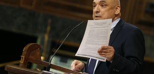 Post de Bolaños elige a Rafael Simancas como nuevo secretario de Estado de Relaciones con las Cortes