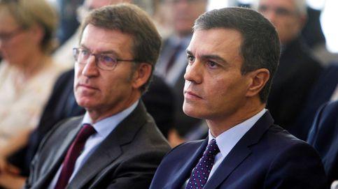 Fondos covid de la UE: el nuevo filón de Feijóo en su papel de azote de Sánchez