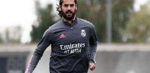 Post de El Real Madrid pone a Isco en el mercado con el visto bueno de Zidane