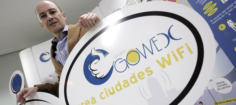 Foto: El consejero delegado de Gowex, Jenaro García