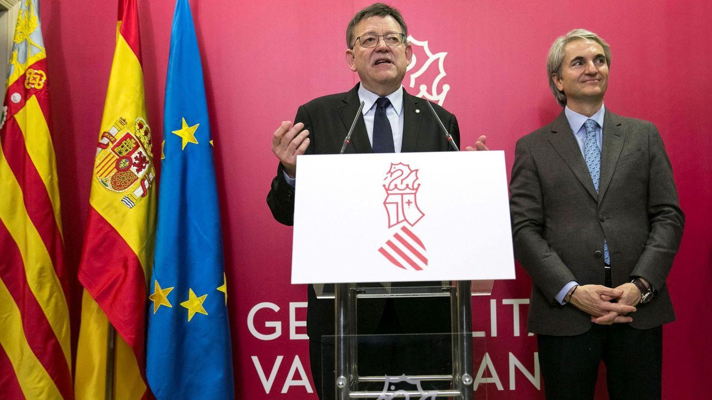 Puig estrena 'diplomacia' público-privada con Broseta como 'embajador' en Madrid