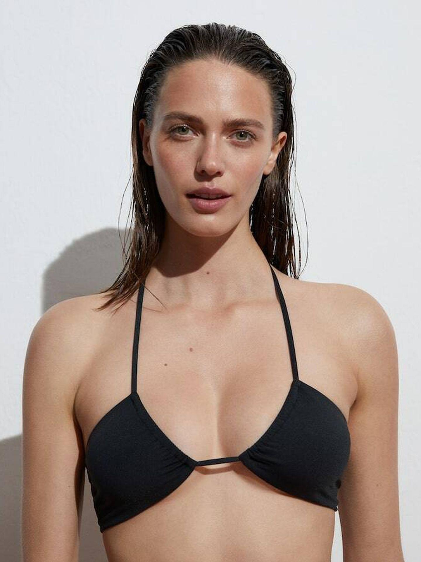 Bikini de Oysho ideal para mujeres con poco pecho. (Cortesía)