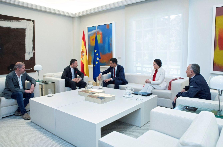 La 'contrarreforma laboral' y renovar el Pacto de Toledo: el plan de Sánchez a los sindicatos