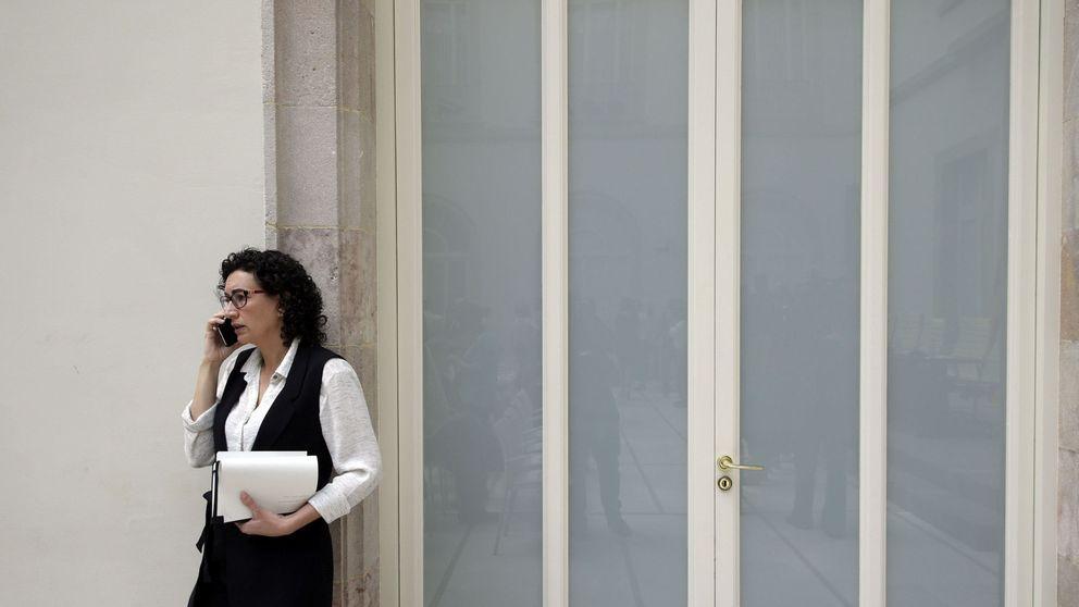 ERC ordenó destruir 'documentos comprometedores' en Economía