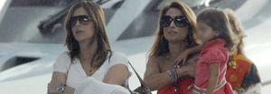 Paloma Cuevas elige a Margarita Vargas como madrina de bautismo de su hija Bianca
