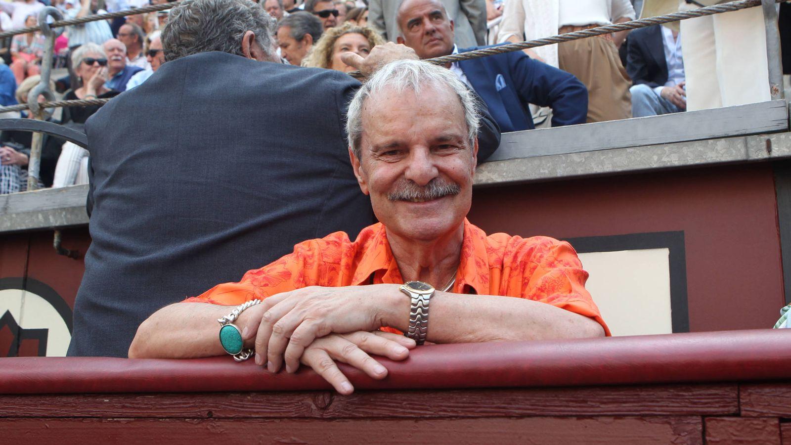 Foto: Jesús Mariñas en una imagen de archivo. (Gtres)