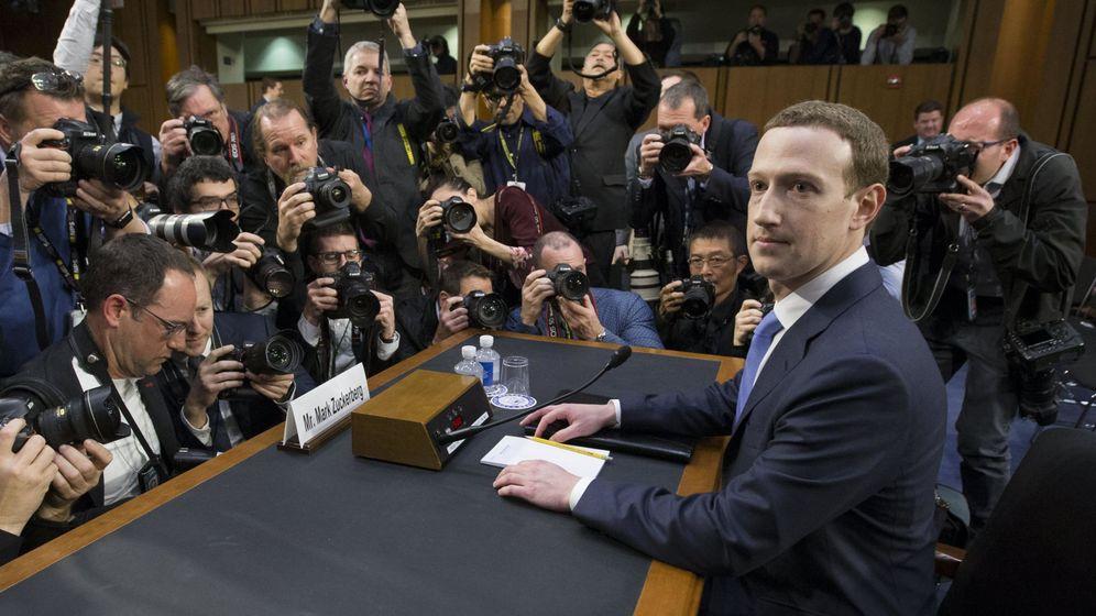 Foto: Facebook, multada con 4.576 millones en EEUU por el caso Cambridge Analytica
