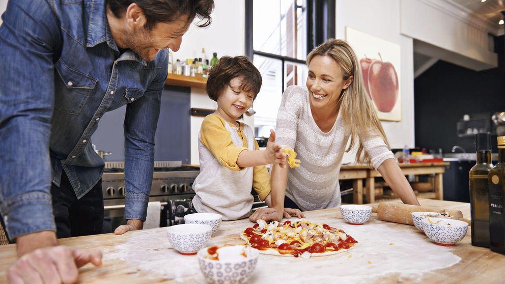 Un nuevo libro explica qué es lo que de verdad te está engordando: tus hijos
