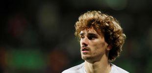 Post de El hartazgo de Griezmann o por qué tiene fama de actor en el Atlético de Madrid