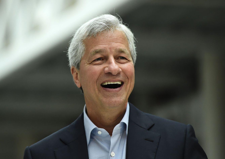Foto: El CEO de JP Morgan tiene claro lo que pasa con Europa. (Dylan Martinez / Reuters)