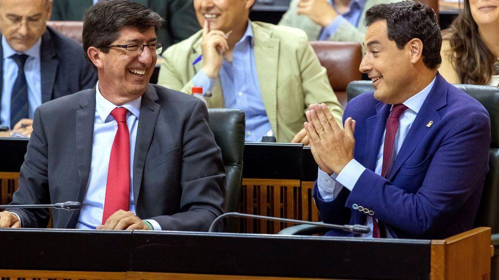El PSOE ganaría las elecciones andaluzas y el PP sube, según un sondeo de la Junta