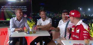 Post de El vacile de Massa a Raikkonen: