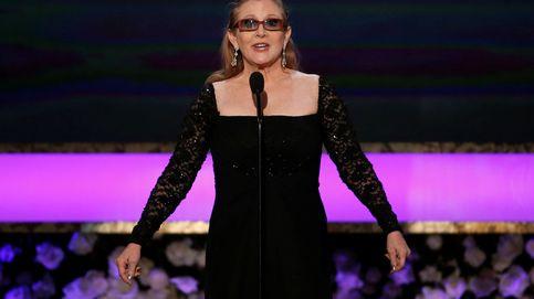 Carrie Fisher descansa en una urna con forma de pastilla de Prozac