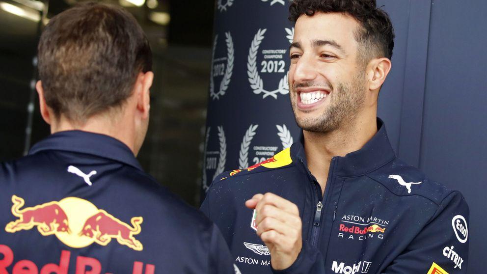 El juego de sillas en la F1 y cómo Daniel Ricciardo hasta podría volver a Red Bull