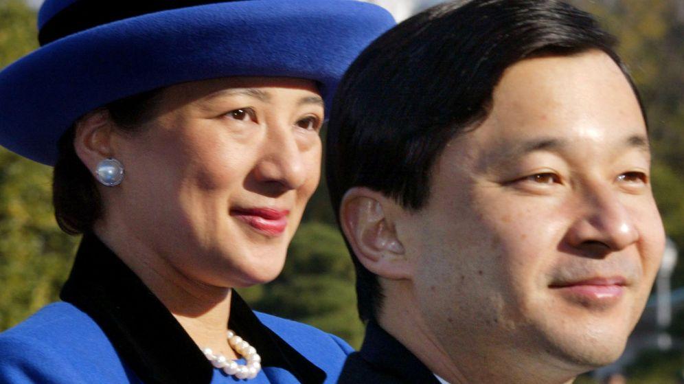 Foto: Naruhito y Masako de Japón. (Reuters)