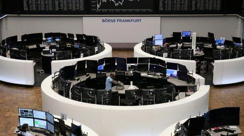La banca aprieta y empuja al Ibex a la cabeza de las bolsas europeas