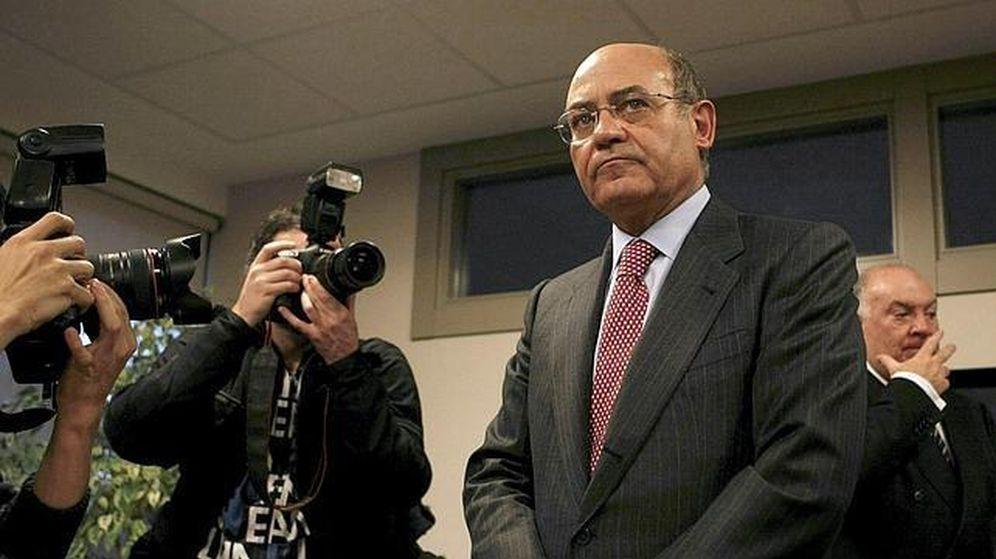 Foto:  El expresidente de la CEOE Gerardo Díaz Ferrán en una imagen de archivo. (Efe)