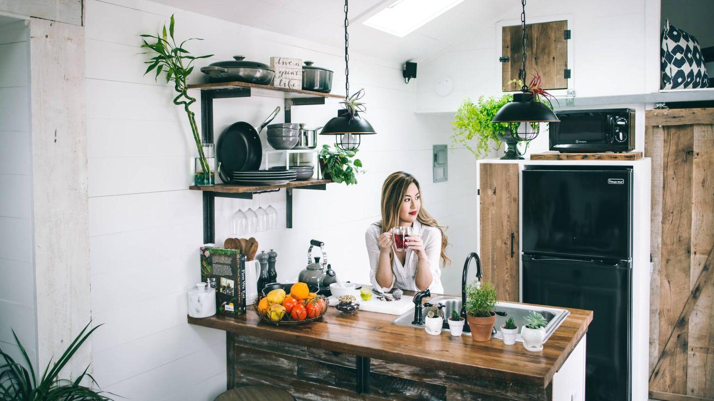 Claves para decorar una cocina de estilo rústico. (Tina Dawson para Unsplash)