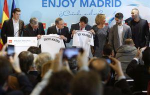 Al Real Madrid y su Bernabéu les queda una bala antes de que el PP pierda la mayoría