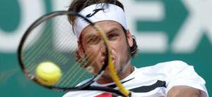 Feliciano López debuta en Roma con una victoria ante Becker