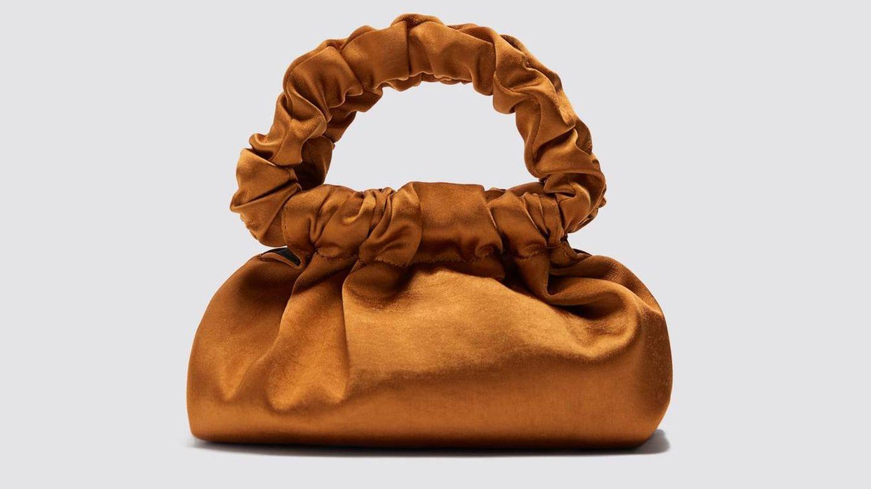 Bolso mini de Zara. (Cortesía)