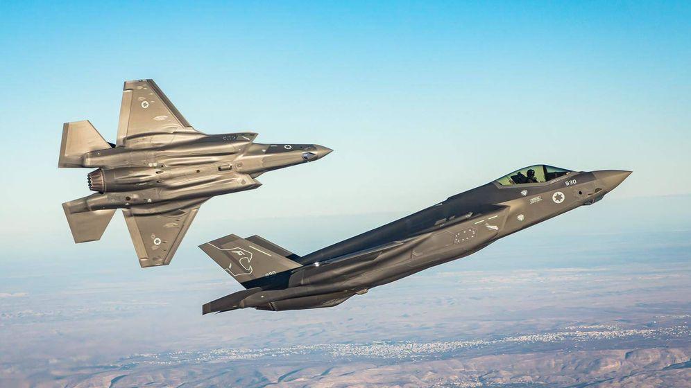 Foto: F-35I Adir (IDF)