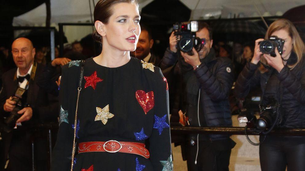 Carlota Casiraghi y su look más sexy en Cannes